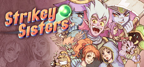 Strikey Sisters Cover Image
