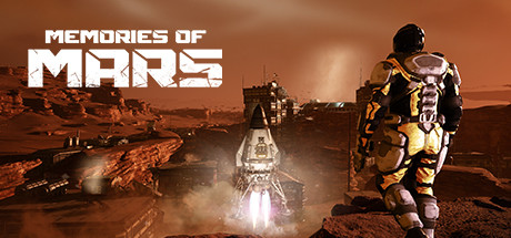 MEMORIES OF MARS Cover Image