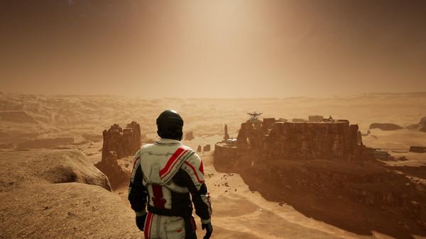 скриншот Memories of Mars 2