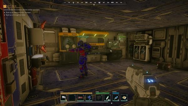скриншот Memories of Mars 5