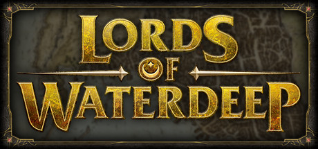 D&D Lords of Waterdeep Cover Image