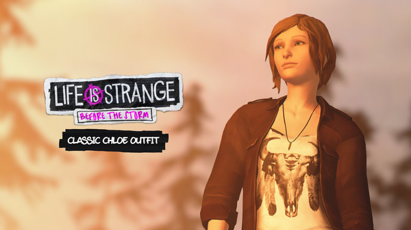 Скриншот №1 к Life is Strange Before the Storm Classic Chloe Outfit Pack