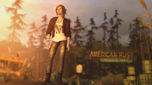 Скриншот №2 к Life is Strange Before the Storm Classic Chloe Outfit Pack