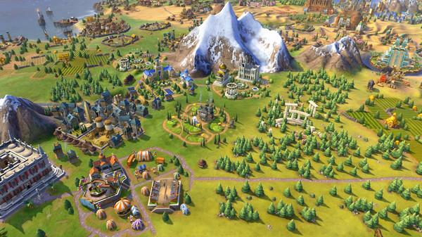 Скриншот №7 к Sid Meiers Civilization® VI Rise and Fall