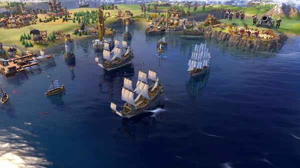 Скриншот №4 к Sid Meiers Civilization® VI Rise and Fall
