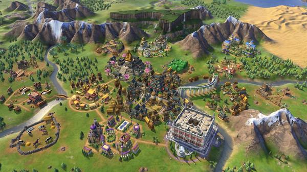 Скриншот №3 к Sid Meiers Civilization® VI Rise and Fall