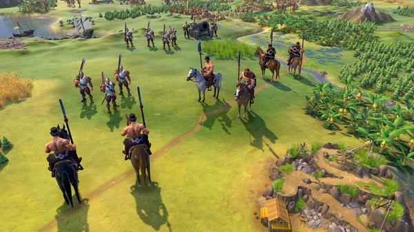 Скриншот №6 к Sid Meiers Civilization® VI Rise and Fall
