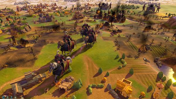 Скриншот №9 к Sid Meiers Civilization® VI Rise and Fall