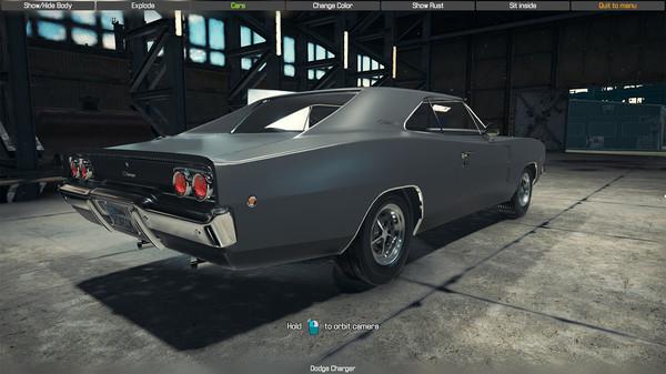 Скриншот №23 к Car Mechanic Simulator 2018