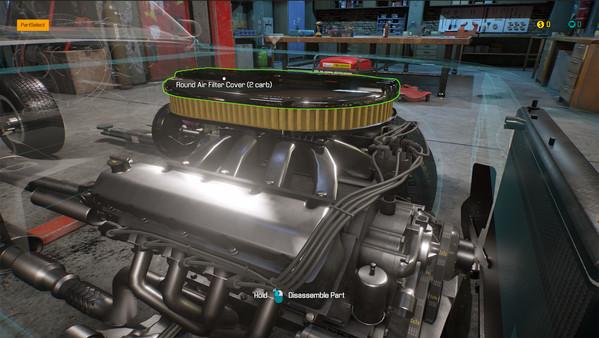 Скриншот №11 к Car Mechanic Simulator 2018