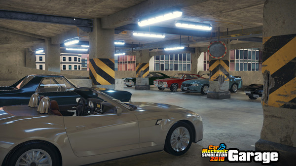 Скриншот №5 к Car Mechanic Simulator 2018