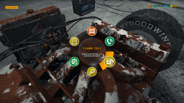 Скриншот №24 к Car Mechanic Simulator 2018