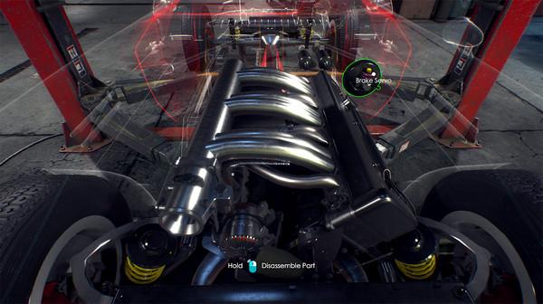 Скриншот №8 к Car Mechanic Simulator 2018
