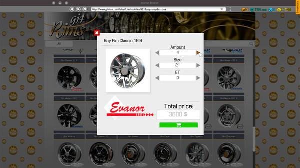 Скриншот №22 к Car Mechanic Simulator 2018