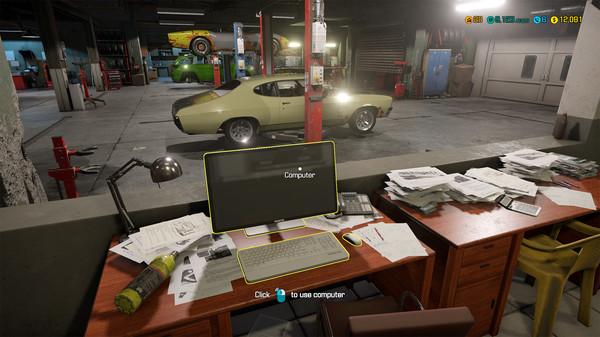 Скриншот №17 к Car Mechanic Simulator 2018