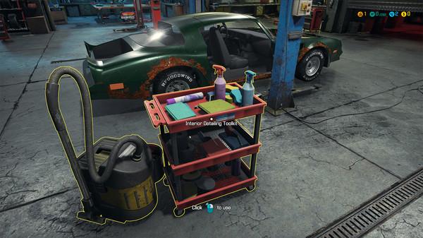 Скриншот №7 к Car Mechanic Simulator 2018