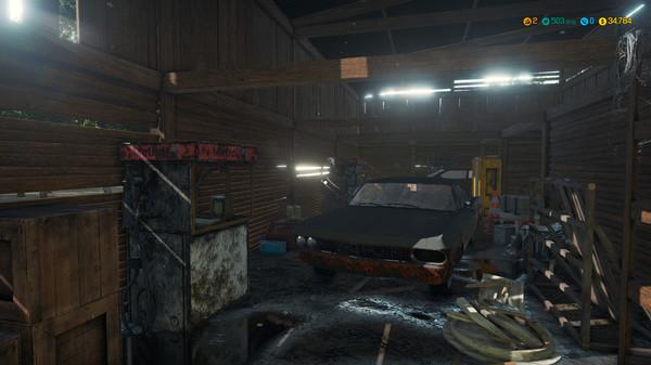 Скриншот №9 к Car Mechanic Simulator 2018