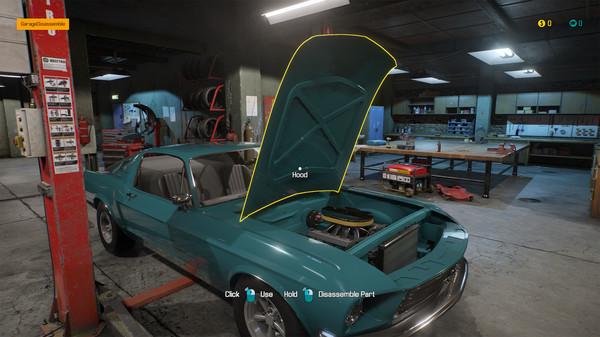 Скриншот №6 к Car Mechanic Simulator 2018