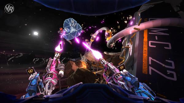 Скриншот №3 к Space Junkies™
