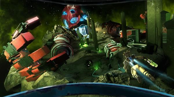 Скриншот №8 к Space Junkies™