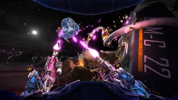 Скриншот №6 к Space Junkies™