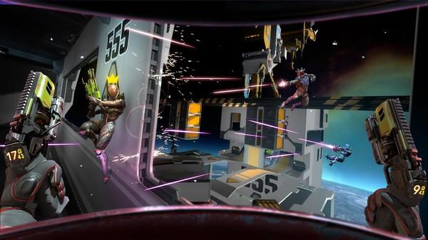 Скриншот №7 к Space Junkies™