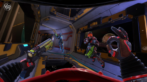 Скриншот №1 к Space Junkies™