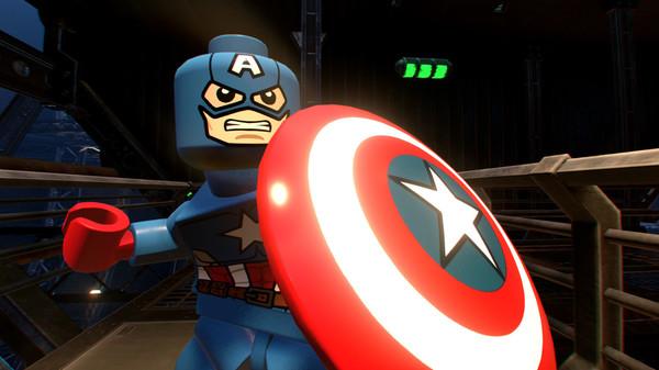 Скриншот №2 к LEGO® Marvel Super Heroes 2
