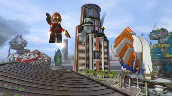 Скриншот №4 к LEGO® Marvel Super Heroes 2