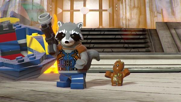 Скриншот №1 к LEGO® Marvel Super Heroes 2