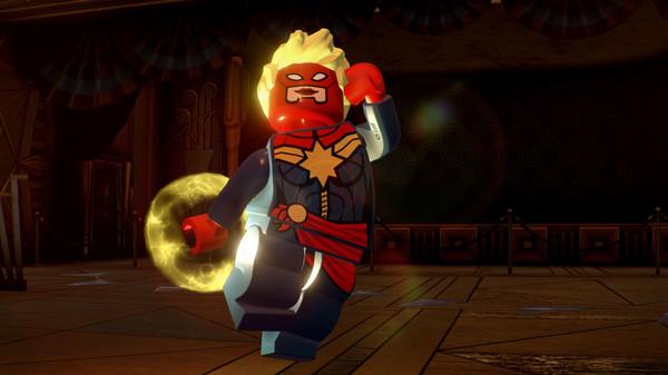 Скриншот №5 к LEGO® Marvel Super Heroes 2