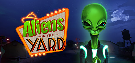 Aliens In The Yard