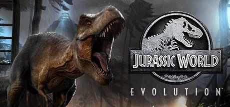 Jurassic World Evolution Cover Image