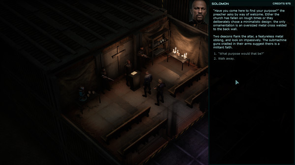 Скриншот №5 к Colony Ship A Post-Earth Role Playing Game