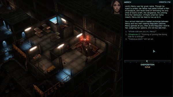 Скриншот №7 к Colony Ship A Post-Earth Role Playing Game