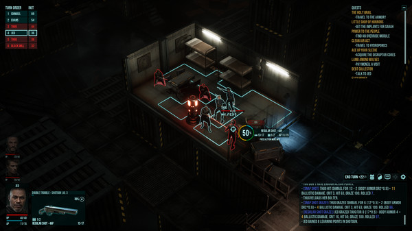 Скриншот №6 к Colony Ship A Post-Earth Role Playing Game