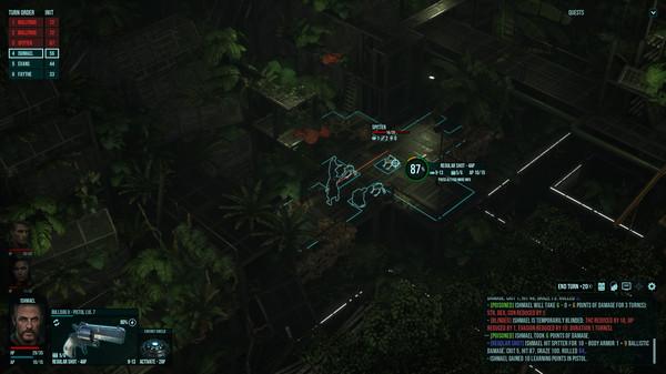 Скриншот №10 к Colony Ship A Post-Earth Role Playing Game