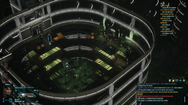 Скриншот №9 к Colony Ship A Post-Earth Role Playing Game