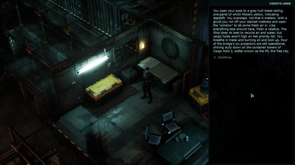 Скриншот №1 к Colony Ship A Post-Earth Role Playing Game