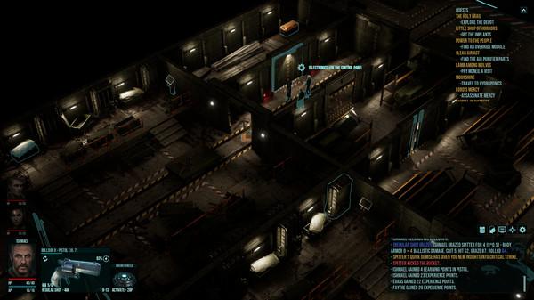 Скриншот №11 к Colony Ship A Post-Earth Role Playing Game