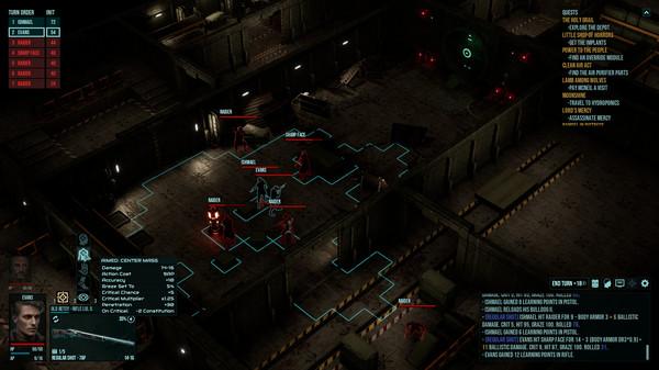 Скриншот №12 к Colony Ship A Post-Earth Role Playing Game