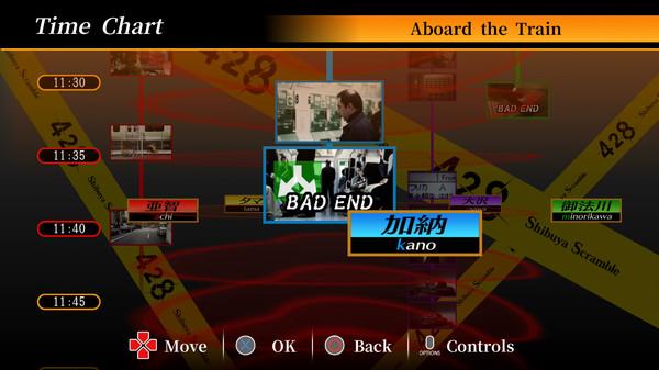 Скриншот №2 к 428 Shibuya Scramble