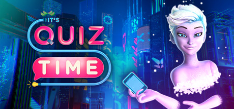 It's Quiz Time Cover Image