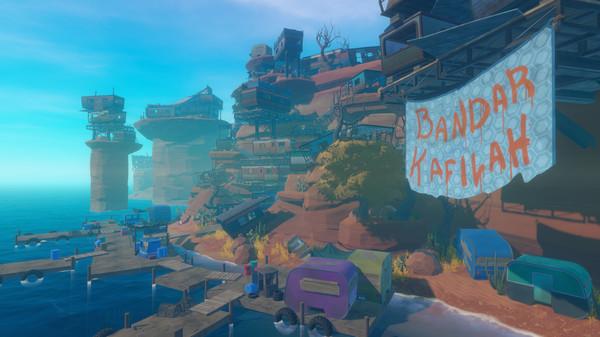 Скриншот №3 к Raft