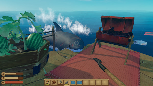 Скриншот №6 к Raft