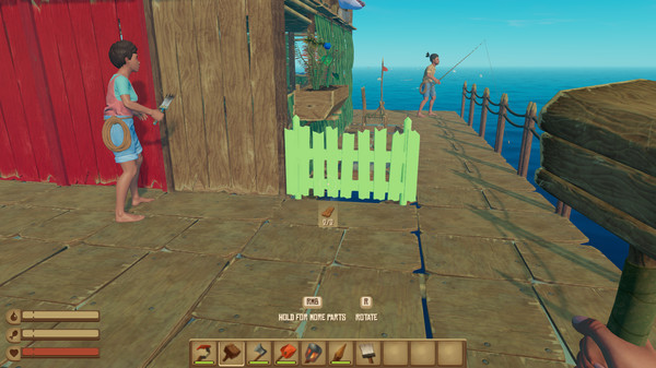 Скриншот №10 к Raft