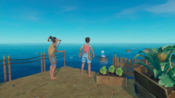 Скриншот №1 к Raft