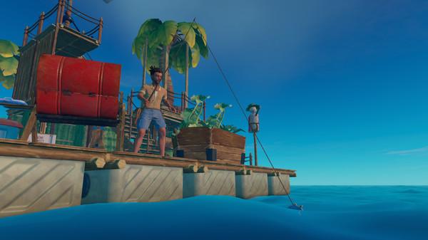 Скриншот №5 к Raft