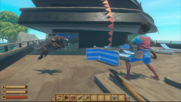 Скриншот №14 к Raft