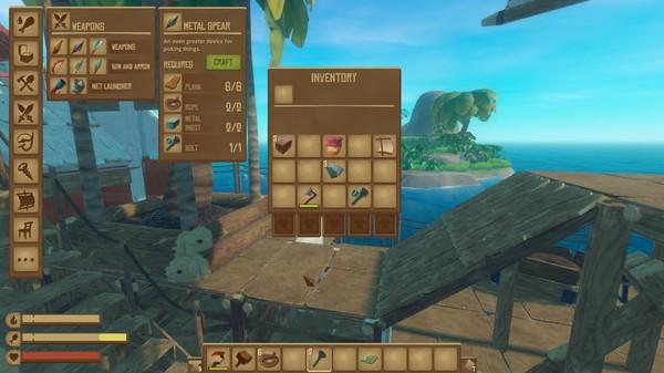 Скриншот №15 к Raft